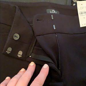 LOFT Pants - Loft size 12 Marisa bootcut pant